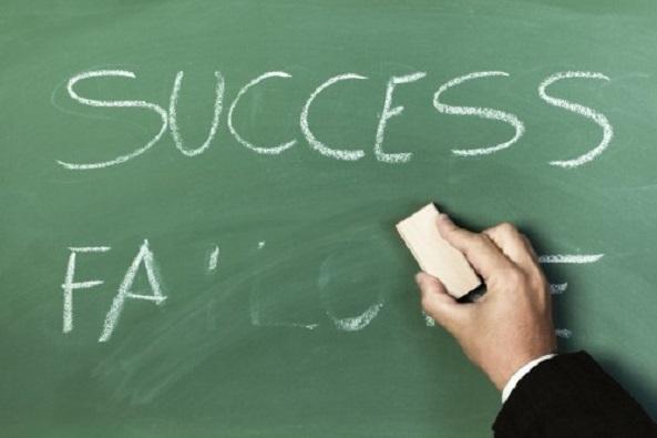 Co má vliv na úspěch?