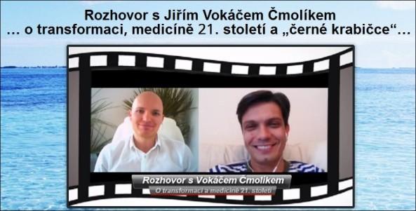 Rozhovor s Jiřím Vokáčem Čmolíkem